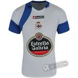 Camisa La Coruña - Pré Jogo