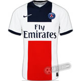 Camisa Paris Saint Germain - Modelo II