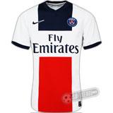 Camisa Paris Saint Germain - Modelo II
