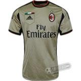 Camisa Milan - Modelo III