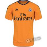 Camisa Real Madrid - Modelo III