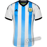 Camisa Argentina Authentic - Modelo I