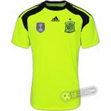 Camisa Espanha - Goleiro