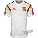 Camisa Espanha - Treino