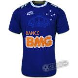 Camisa Cruzeiro - Modelo I - Libertadores