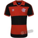 Camisa Flamengo 1981 - Modelo I