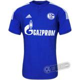 Camisa Schalke 04 - Modelo I