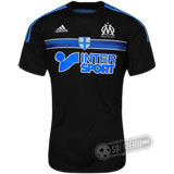 Camisa Olympique Marseille - Modelo III