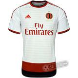 Camisa Milan - Modelo II