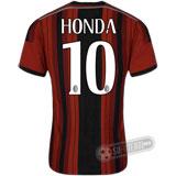 Camisa Milan - Modelo I - HONDA #10