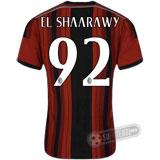 Camisa Milan - Modelo I - EL SHAARAWY #92
