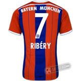 Camisa Bayern München - Modelo I - RIBÉRY #7