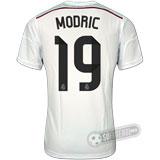 Camisa Real Madrid - Modelo I - MODRIC #19