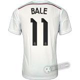Camisa Real Madrid - Modelo I - BALE #11