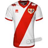 Camisa Rayo Vallecano - Modelo I