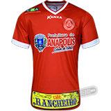Camisa Anapolina - Modelo I