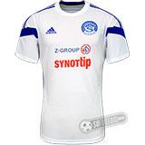 Camisa Slovácko Hradiste - Modelo II