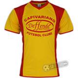 Camisa Oficial Capivariano - Treino