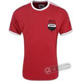 Camisa Egito 1986 - Modelo I - Liga Retrô