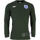 Camisa Inglaterra - Goleiro - Promoção