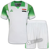 Camisa e Calção Iraque - Modelo II