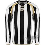 Camisa Udinese - Modelo I - Manga Longa