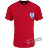 Camisa Inglaterra 1966 - Modelo II