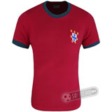 Camisa Portugal 1966 - Modelo I