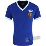 Camisa Alemanha Oriental (DDR) 1980 - Modelo I