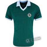 Camisa Irlanda do Norte 1982 - Modelo I