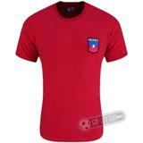 Camisa Chile 1974 - Modelo I