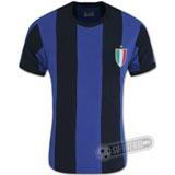 Camisa Inter de Milão 1966 - Modelo I