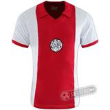 Camisa Ajax 1973 - Modelo I