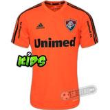 Camisa Fluminense - Modelo III - Infantil