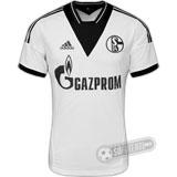 Camisa Schalke 04 - Modelo II