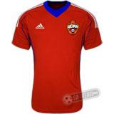 Camisa CSKA Moscow - Modelo I