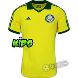 Camisa Palmeiras - Modelo III - Infantil