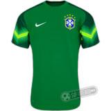 Camisa Brasil - Goleiro