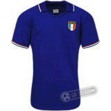 Camisa Itália 1982 - Modelo I