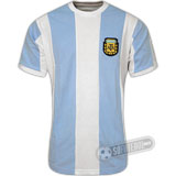 Camisa Argentina 1986 - Modelo I