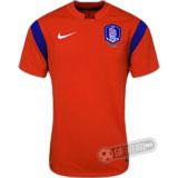 Camisa Coréia do Sul - Modelo I