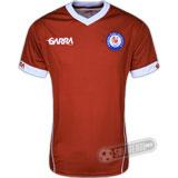 Camisa Jacuipense - Modelo I