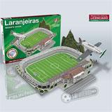 Maquete 3D Estádio das Laranjeiras (Fluminense)