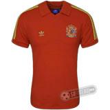 Camisa Espanha 1982 - Modelo I