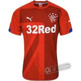 Camisa Rangers - Modelo III
