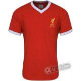 Camisa Liverpool 1978 - Modelo I