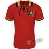 Camisa Bélgica 1934 - Modelo I