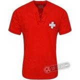 Camisa Suíça 1954 - Modelo I