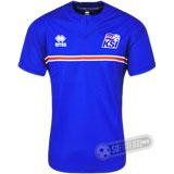 Camisa Islândia - Modelo I