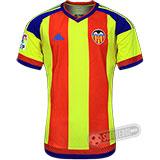 Camisa Valencia - Modelo III (Bandera Senyera)
